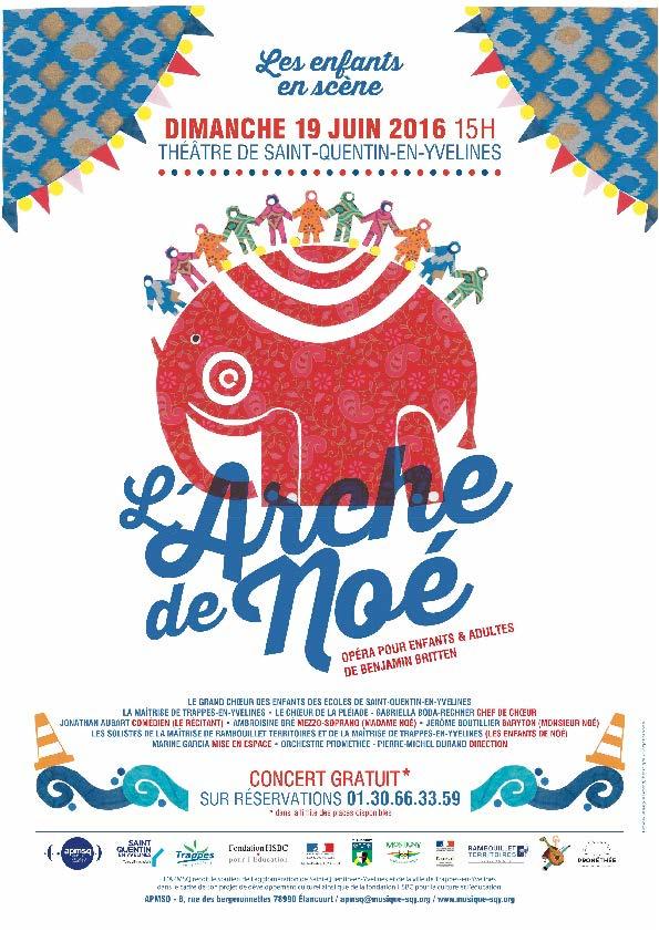 Arche Noé 2016